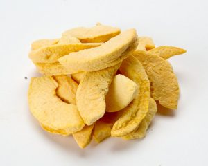 Freeze Dried Sliced Peaches